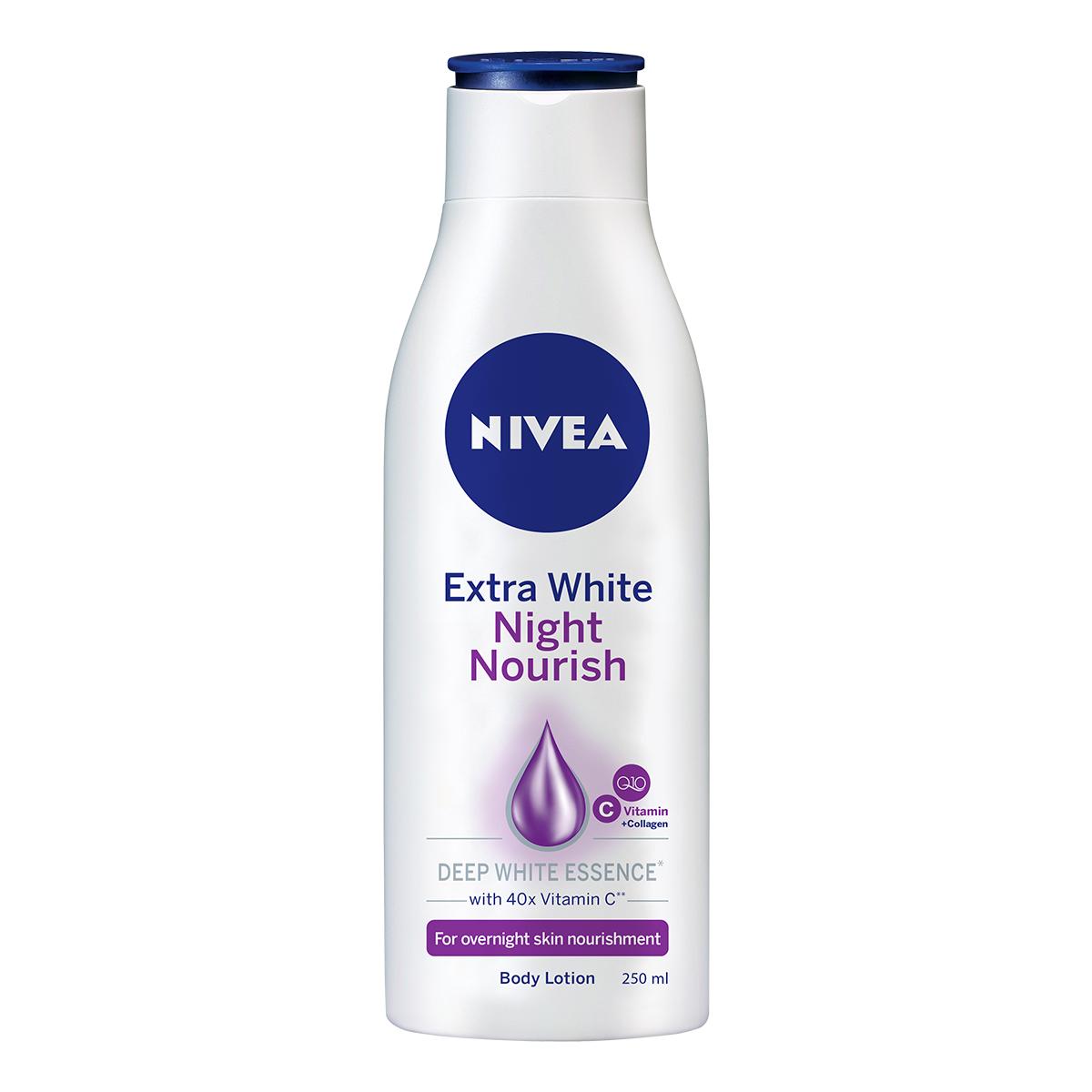 Sữa Dưỡng Thể Trắng Da Nivea Ban Đêm 250ml – 88125