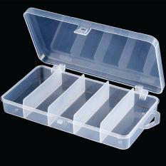 Hộp Nhựa 5 Ngăn ( 17.6 x 9.3 x 3.0 )cm