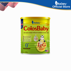 Sữa bột Colosbaby Gold 0+ 400g