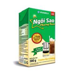 Sữa Đặc Ngôi Sao Phương Nam Xanh Lá Hộp Giấy 380G