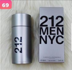 NƯỚC HOA NAM CAO CẤP THƠM LÂU 212 MEN NYC NAM TÍNH LỊCH LÃM