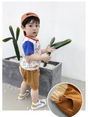 Thời Trang Cho Con Set Quần Áo bé trai từ 6 tháng -4 tuổi họa tiết Chú Hề cực dễ thương [KidsShopSG]