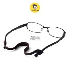 [ Ãnh thật ] Dây đeo mắt kính chống trượt thể thao chất liệu silicone