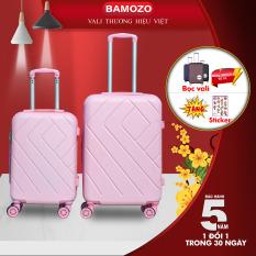Vali kéo du lịch BAMOZO 8815 size 20inch- Bảo hành 5 năm