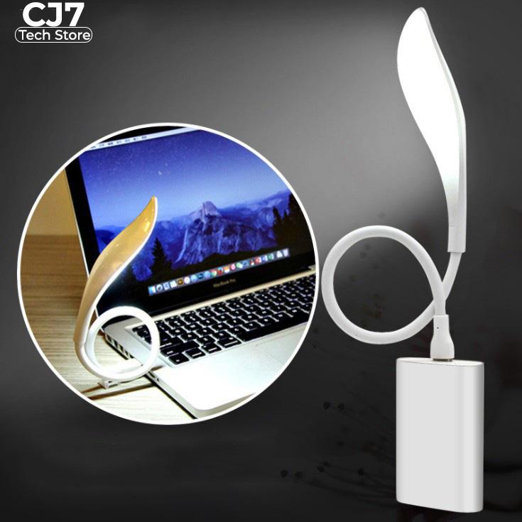 Đèn led USB siêu sáng màu trắng hình cánh hoa tương thích với tất cả các thiết bị pin sạc,...
