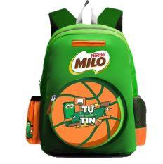 Balo Milo cho bé . Hàng khuyến mãi của sữa MILO.
