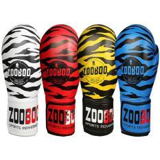 Găng tay đấm bốc boxing Zooboo thế hệ mới – êm hơn – ưu việt hơn – ôm phom hơn – Full màu, Full Size- bảo hành 12 tháng