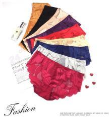 Combo 5 quần nữ ren thoáng mát – quần lót – quần áo nữ – đồ lót gợi cảm cao cấp co giản tốt siêu mền mịn size 45kg đến 65kg quần kháng khuẩn, siêu mỏng – chất liệu ren cao cấp – quần chíp nữ