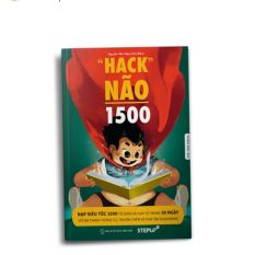 Hack Não 1500 Từ Tiếng Anh ( Tặng kèm audio và video)