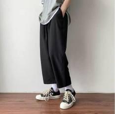 Quần dài basic trousers, Jack Lane, quần dài nam nữ unisex