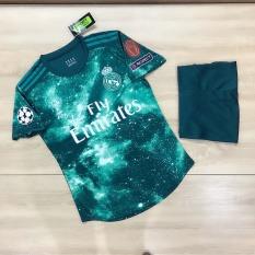Bộ quần áo đá banh đẹp câu lạc bộ Real madrid