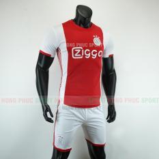 Bộ quần áo đá bóng áo đá banh thể thao nam đội tuyển AJAX 2019