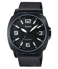 Đồng hồ nam Casio MTP-1350CD-8A1DF dây kim loại thể thao