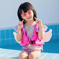 Áo phao bơi hình đôi cánh cho bé