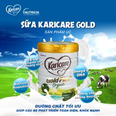 Sữa Hữu Cơ KARICARE ORGANIC GOLD PLUS Úc 900Gr số 2