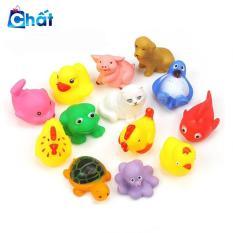 Bộ 8 món đồ chơi nhà tắm phát tiếng kêu cho bé