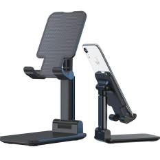 Giá đỡ để bàn cho điện thoại máy tính bảng cực kỳ tiện dụng Kệ điện thoại giá điện thoại iPad để bàn có thể gập gọn chống tê mỏi tay