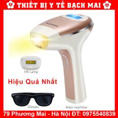 Máy Triệt Lông Vĩnh Viễn Mini MISMON IPL Có Màn Hình LCD 300.000 Xung