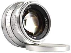 [Trả góp 0%]Ống kính 7Artisans 35mm F1.2 – Dùng Sony E Fujifilm Canon EOS-M và Panasonic Olympus M43