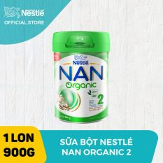 Sản phẩm dinh dưỡng công thức Nestlé NAN Organic 2 900g
