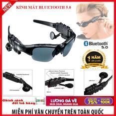 Mat Kinh Co Tai Nghe Bluetooth, Mắt kính Bluetooth cao cấp model 2019 , Nghe Nhạc,Đàm thoại, Chống nắng Bảo Vệ Mắt Khỏi Tia Uv- Bảo Hành 12 Tháng Toàn Quốc