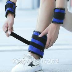 [ Giá Hủy Diệt ] Tạ Đeo Chân Tay Cát Sắt Siêu Êm 3 Kg – Hỗ trợ tập luyện, giảm mỡ tăng cơ – Nâng cao thể lực, sức bật và sức bền