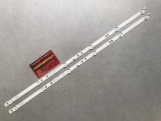 Asanzo 32T800 – Bộ 2 thanh 6 led 3v cho Tivi Asanzo 32 inch và các dòng tương tự