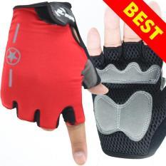 Găng tay, bao tay tập GYM, đi phượt chống nắng cho nam và nữ