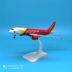 Mô hình máy bay Vietjet Air