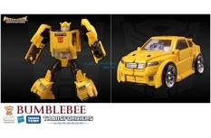 Bumblebee / Robot 10cm lắp ráp thành XE Ô TÔ màu vàng – Transformers