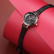 Đồng hồ nữ Julius Hàn Quốc JA-1241 dây thép thanh lịch