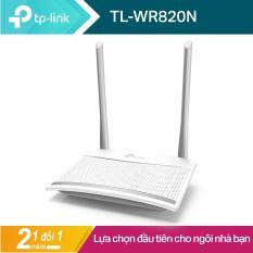 TP-Link Bộ phát wifi (Cuc phat wifi) Chuẩn N 300Mbps TL-WR820N – Hãng Phân Phối chính thức