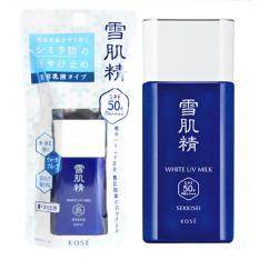[CHÍNH HÃNG] Kem Chống Nắng Kose Sekkisei White UV Milk – 60 gram – TITIAN (Mẫu Mới)