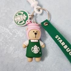 Móc Khoá Con Rắn Tuổi Tỵ Starbucks