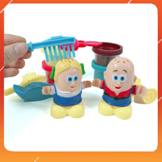 Đồ Chơi Noel – Bé Sáng Tẹo Làm Tóc Đất Nặn – Đồ Chơi Trẻ Em Toy Mart