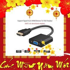 Cáp chuyển đổi HDMI sang VGA HDMI To VGA Adapter (giao màu ngẫu nhiên)