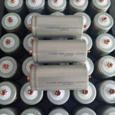 …..Compo 10 Cell pin 32650 dung lượng 6000mAh Lithium sắt phốt phát Lifepo4 mới 100% tặng kèm ốc vít