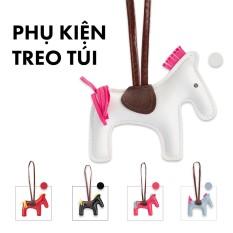 Móc Khóa Phụ Kiện Treo Túi Hình Ngựa Đáng Yêu HAPAS – Pk Ngựa