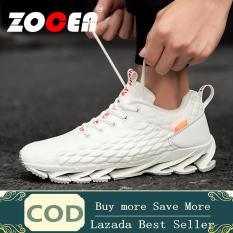 Giày thể thao sneaker nam chất liệu lưới thoáng khí êm chân có đệm hút mồ hôi ZOCEN