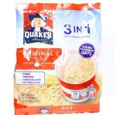 Thức uống dinh dưỡng yến mạch 3in1 vị truyền thống gói 420g