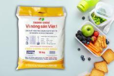 Gạo Thành Châu – Gạo dẻo thơm Bông Lau 25 kg