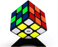 Đồ chơi Rubik QiYi 3x3x3 Sticker – Rubik Cao Cấp, Trơn Mượt, Bẻ Góc Tốt – Tặng Chân Đế Rubik