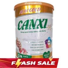 Sữa Canxi All in Gold canxi 900g ngừa loãng xương, tiểu đường cho người từ 25 tuổi (có video)