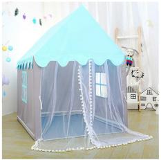 Lều Cho Bé Ngủ Chơi Lều trẻ em Lều Hoàng tử Công Chúa Cho Bé Kích Cỡ Siêu To S5