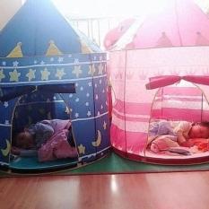 Lều công chúa & hoàng tử