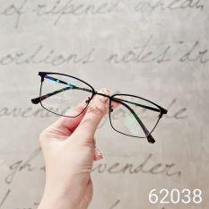 Gọng kính mắt tròn kim loại thời trang nữ 62038 – Gọng kính cận Lilyeyewear