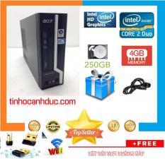 Máy tính Acer E8400 Ram 4g ổ cứng 250G đồng bộ tặng Phím chuột GAME NEW
