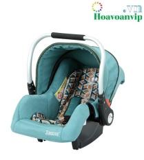 Ghế ngồi ô tô cho bé Zaracos Morel 2636 xanh