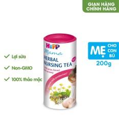 Trà CốmLlợi Sữa HiPP Dành Cho Phụ Nữ Cho Con Bú 200g
