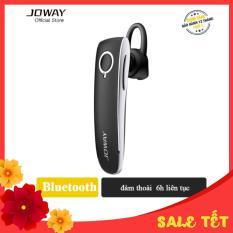 Tai nghe bluetooth thể thao JOWAY H05 – chống ồn cao cấp cho iPhone, Samsung, Android, Hỗ trợ đàm thoại 6h liên tục- Hãng phân phối chính thức